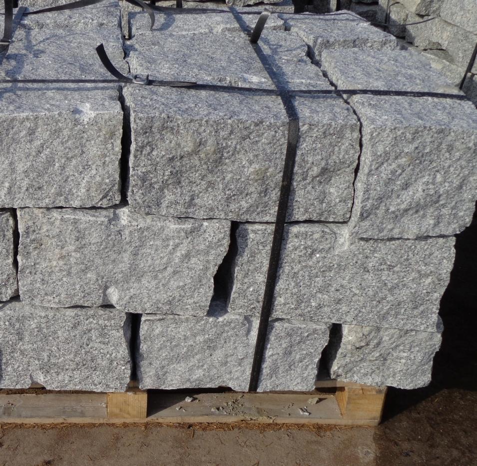 GRIGIO Trockenmauersteine